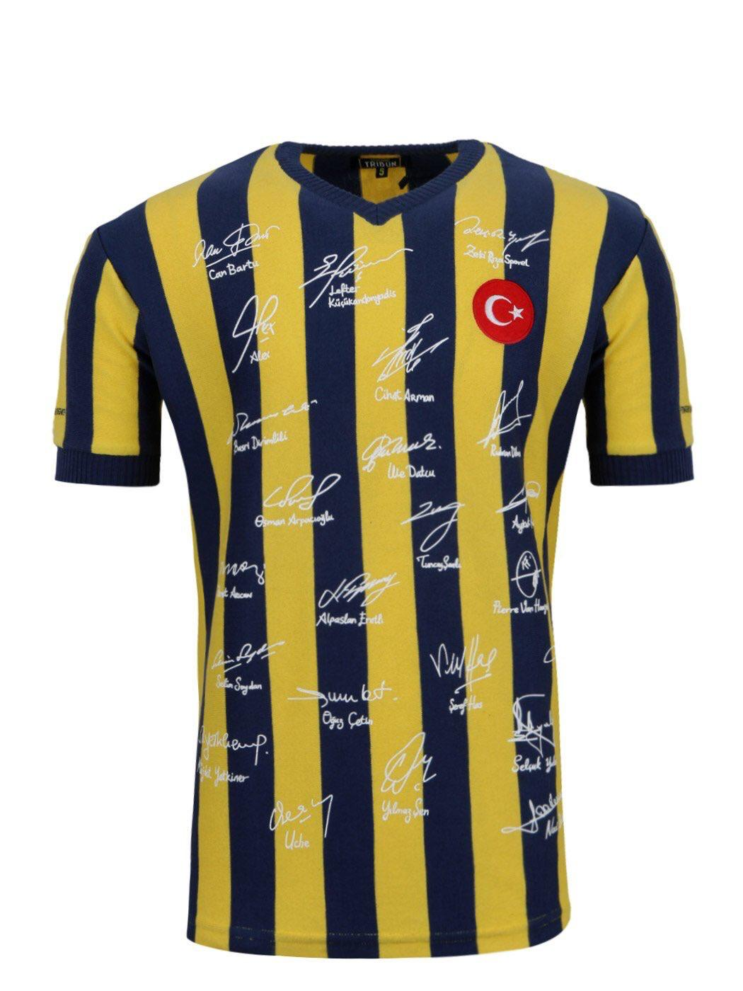 Fenerbahçe / WinWin Kampanyası! Unsere Trikots sind da